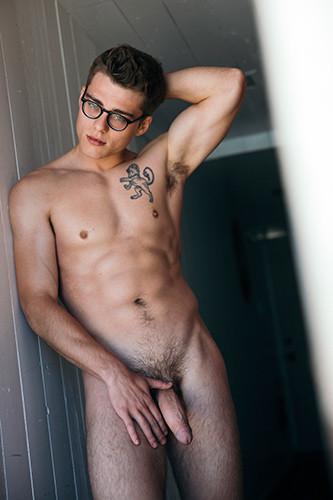 Mitchell naked blake Blake mitchell