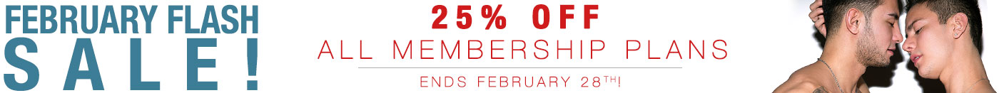 25% off all membership plans!